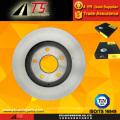 Frein à disque système de freinage automatique frein rotor bonne qualité fabrication