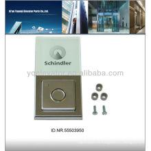 Panneau de porte d'ascenseur panneau de bouton d'ascenseur