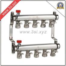 Separador de água para sistema de aquecimento de piso (YZF-M813)