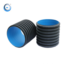 pipe price supplier 300mm black hdpe pipe for drainage and sewage