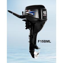 by Scientific Process 15HP Outboard Motors