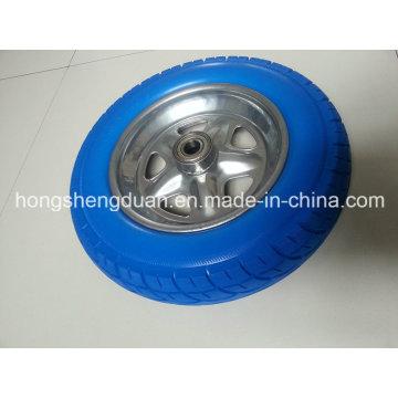 PU Form Wheel 3.50-8 Stahlfelge haben