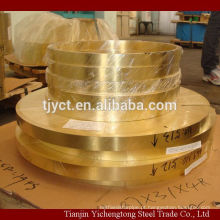 Tiras de latão C2680
