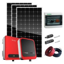 10Kw Solar System Used Poly Mono Solar Panel