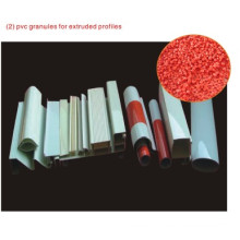 PVC Granules for Extruded Profiles