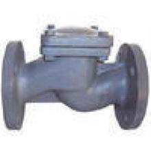 Válvula de retenção de ferro fundido 6 polegadas China fabrica