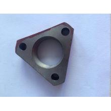 Fuel Dispenser Accessory Iron Cast Triangle Flange Iron Angle Flange
