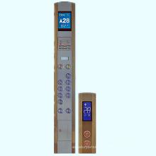 Pièces de rechange de panneau de commande de voiture ascenseur Cba10 (COP) & panneau de commande de Hall (HOP) pour ascenseur
