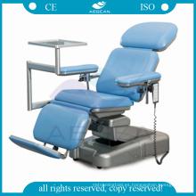 AG-XD107 equipo de flebotomía recogida de sangre silla de donación hospital utilizado