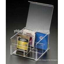 Acrylic Tea Bag Box