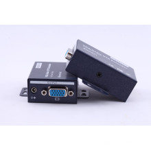 Extendeur VGA 100m sur Cat5 / 5e / 6 VGA vers Extender UTP