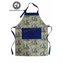Tablier de cuisine de style nouveau style Beautiful Pattern avec grosse poche