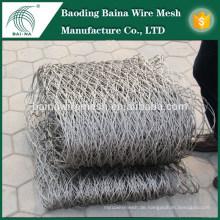 Hochleistungs-dekorative handgewebte Edelstahl-Draht-Seil-Ineinander greifen- / Kabel-Ineinander greifen