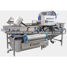 bean sprout washing and peeling machine line