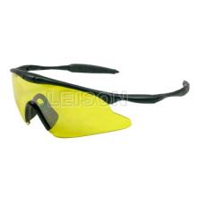 Tático óculos anti-fog / anti-ultravioleta radiação
