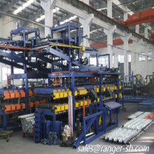 China Supplier rock wool concealed roof steel plate Roll Forming Machine