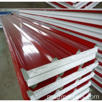 EPS Foam Sandwich Panel For Roof And Wall