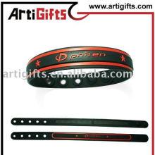 bracelets en plastique pvc