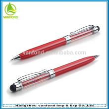 2015 best selling crystal touch pen for laptop/iPhone/iPad/Tablet TC