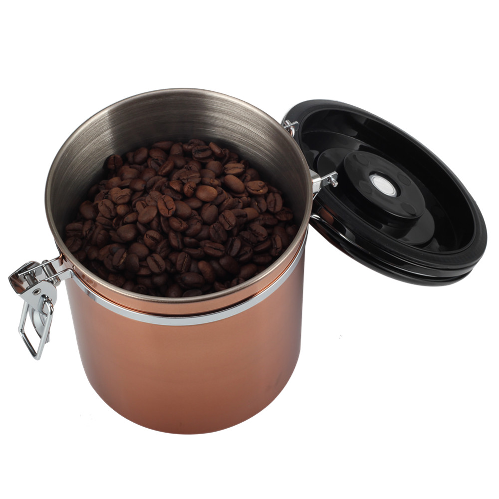 Coffee Canister Bean Coffee Canister