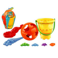 Jogo de verão crianças jogo plástico brinquedo praia de areia (h1404209)