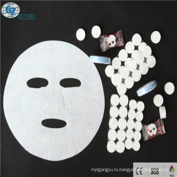 одноразовые сжатый хлопок дизайн маски Тип