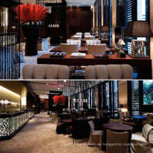 Excelente mesa moderna restaurante del hotel (EMT-SKD05)