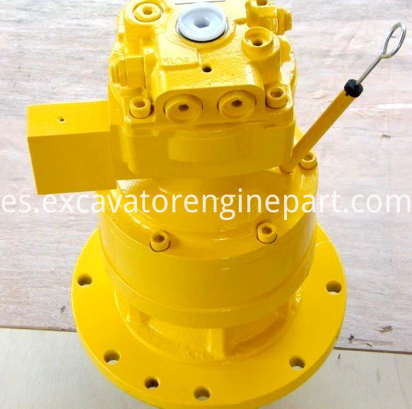 Excavator Swing Motor For Sg025f 130 Toshiba Machine