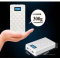 Banco de potência Ultra Slim Power Bank 10000mA