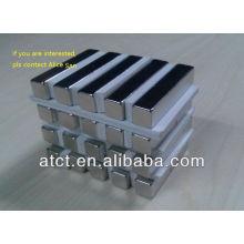 Starke magnetische Streifen/Ndfeb Magnet/Daten Streifen 50x12x12mm