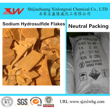 High Quality Sodium Sulfhidrat 70%
