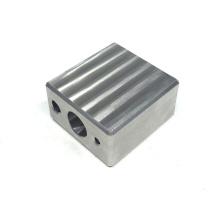 Mecanizado de piezas metálicas de acero inoxidable