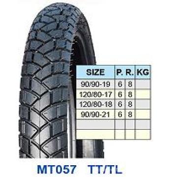 Moto pneu 90/90-19 120/80-17 120/80-18 990/90-21