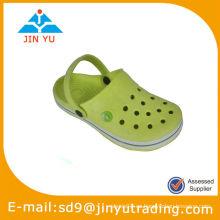 Zapatillas de tacón plano Eva