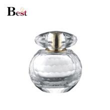 новый дизайн формы 60мл лампы персонализированные флакон духов кристалл уникальный парфюм стеклянная бутылка китайский поставщик