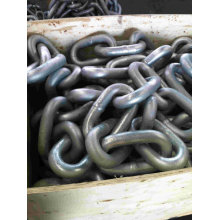 Customized Stainless Steel Forged Chain with Sand Blasting
