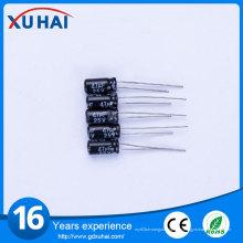Venta caliente 2000UF condensador electrolítico de aluminio condensador electrolítico Precio