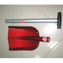 Pala plegable de aluminio de la nieve (CL2T-SS806L)