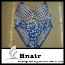 Lady fashion bra and panty set