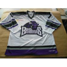 Wholesale Blank Reversible Sublimation Custom Ice Hockey Jersey