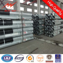 9m and 11m 500dan Steel Pole with Bitumen