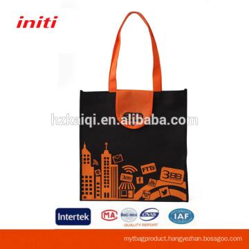 Wholesale high quality fold away shopping bag