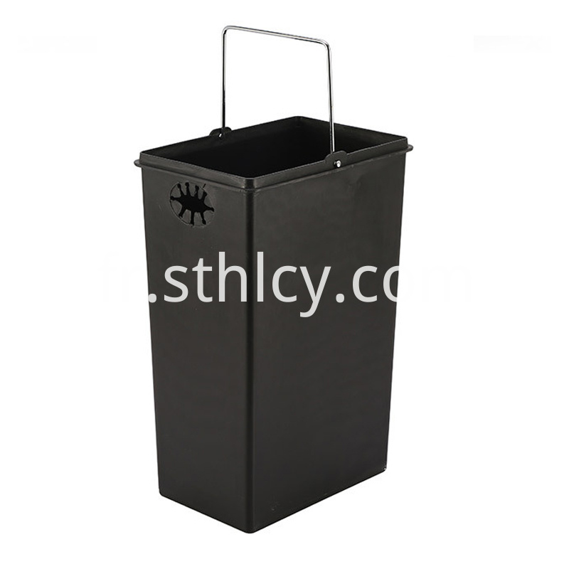 Pedal Stainless Steel Garbage Can