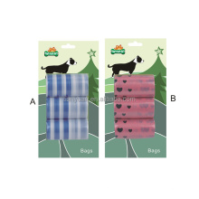 2018 Promotional Hot Sale Dog Waste Bag for Pet Cleaning