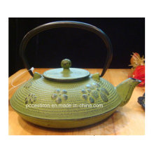 Fornecedor da chaleira de chá de ferro fundido PCE08