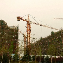 HTP7030 Hammerhead Tower Crane