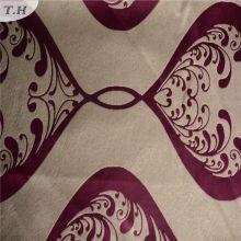 2016 diseño liso de la tela del telar jacquar para las cortinas (FTH30002)