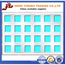 Building Facade Used Aluminum Composite Perforated Panel/Perforated Metal Panels