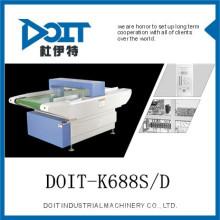 DOIT-K688S / D / máquina automática del detector de aguja para la ropa de los trajes, medicina industrial de la comida etc, zhou, zhejiang, China