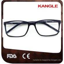 Stock hot sale classical fashion full rim glasses frame
